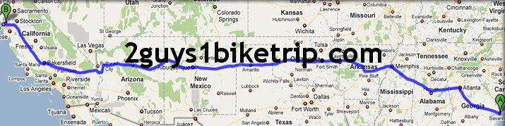 1Guy2BikeTrips Banner Photo