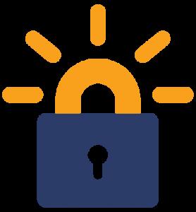 Logo for Let's Encrypt