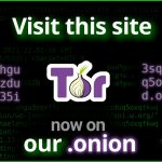 Visit this site on our .onion