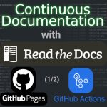 Continuous Documentation with Read the Docs (1/2)