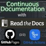 Continuous Documentation with Read the Docs (2/2)